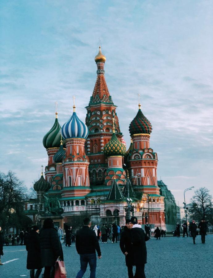 6 razones para viajar a Moscú en invierno