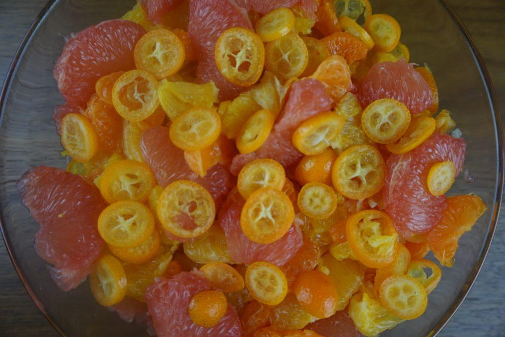 Mermelada de Cítricos