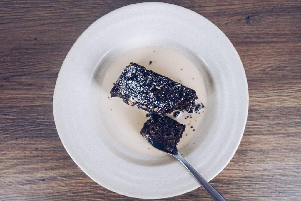 Brownie de Camote