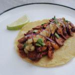 Tacos Hongos al Pastor