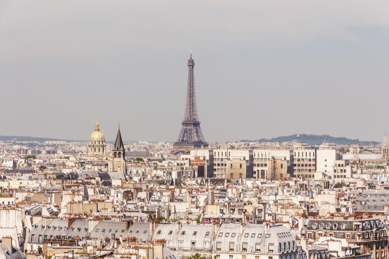 Primer renovación del titre de séjour en Francia