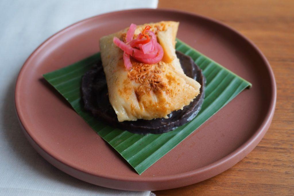 Tamales de Cochinita Pibil